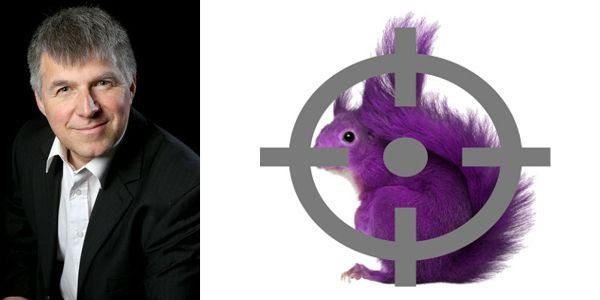 Jonathan Blain Purple Squirrel