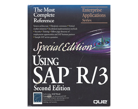 Special Edition Using SAP R/3